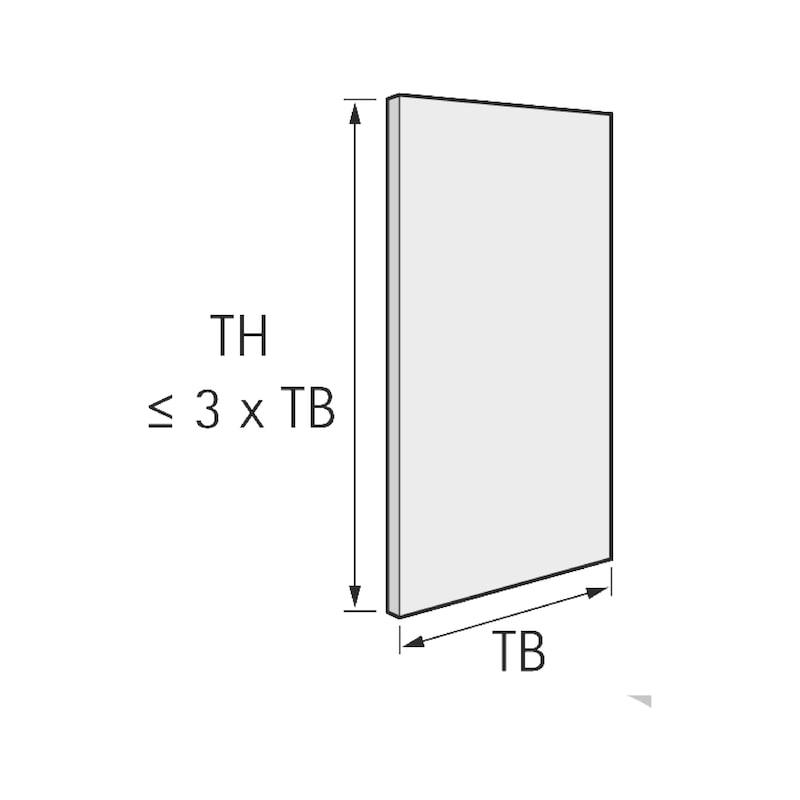 Schiebetürbeschlag TopLine XL - 13