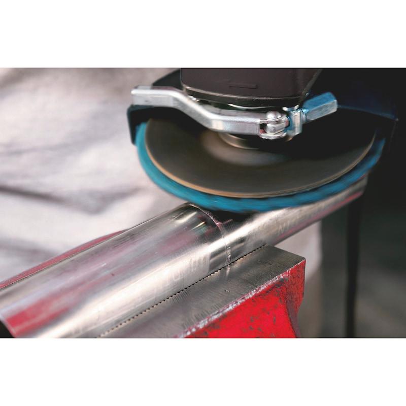Listkowa tarcza szlifierska z włókniny - 5