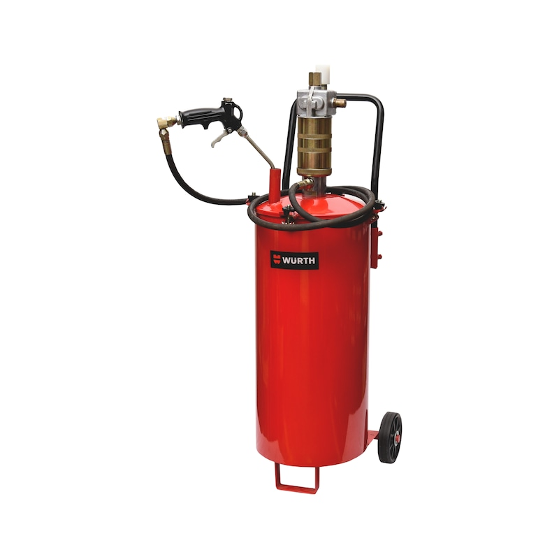 Greasing Pump - CASKPMP-CA-RED-ST-50KG-L100MM