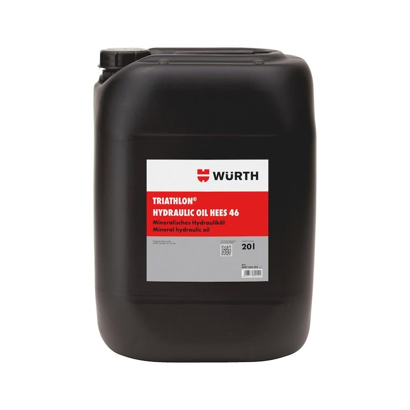 Hydrauliköl TRIATHLON<SUP>®</SUP> HEES 46