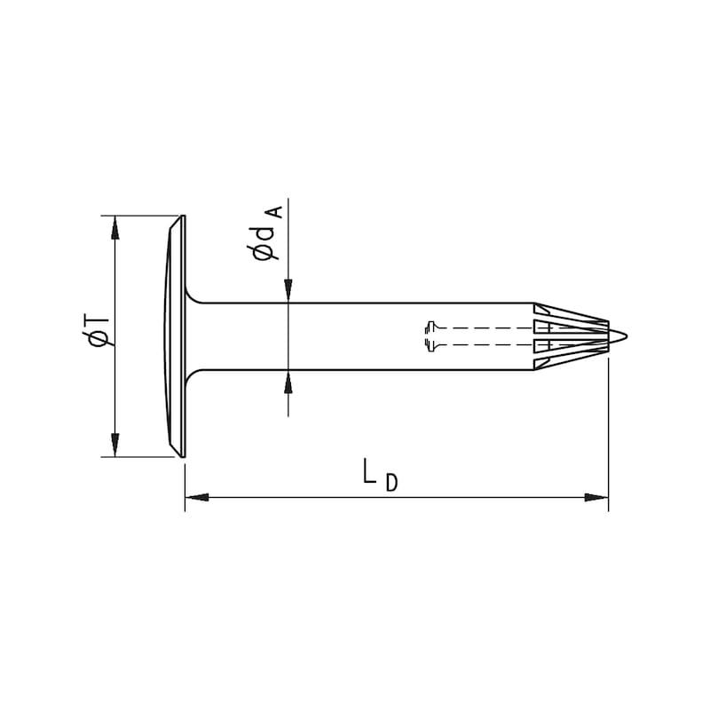 Dämmstoffhalter W-DSH - 2