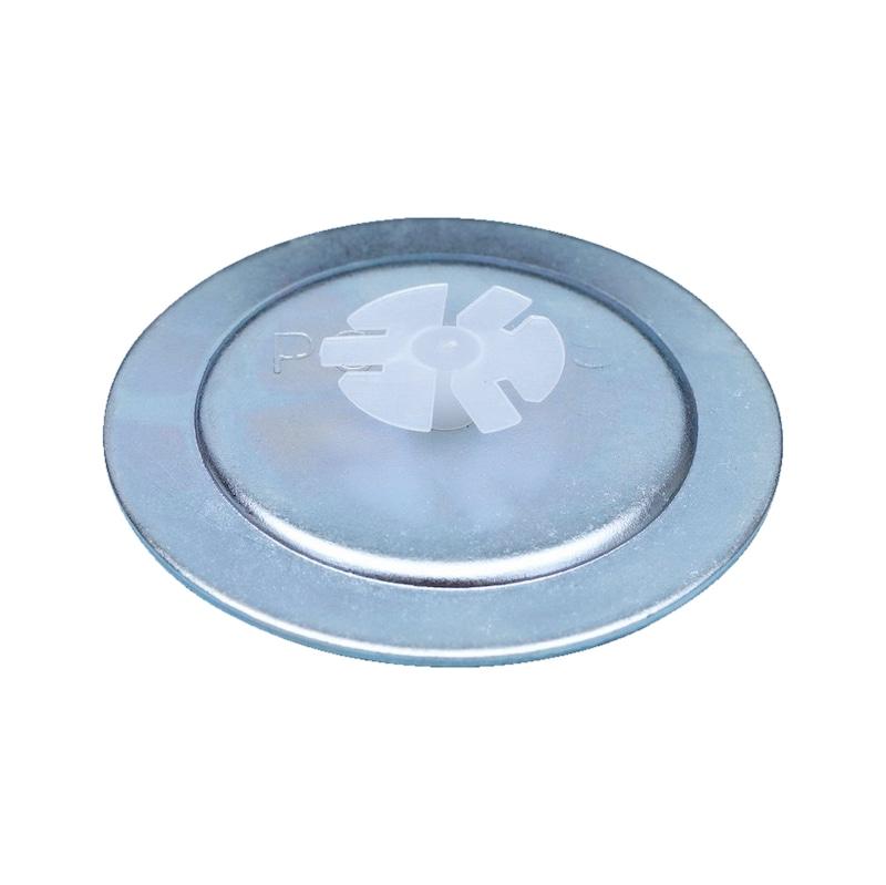 Plaque ronde W-RO 36 - 1