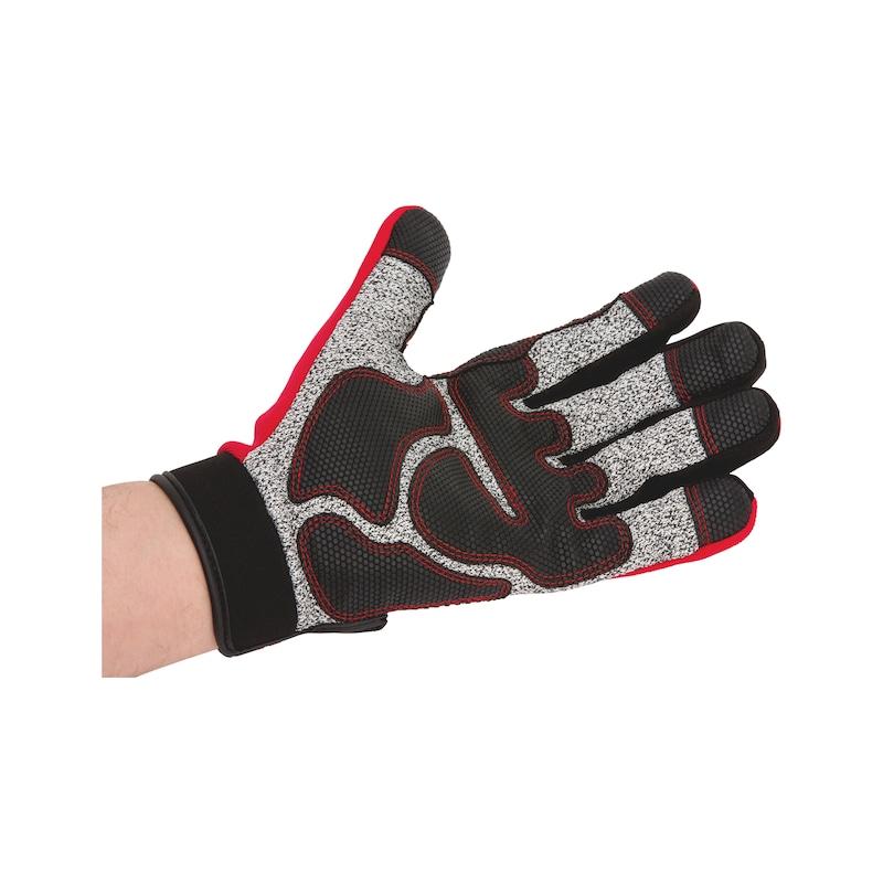 Rękawica dla mechaników Cut plus - 3