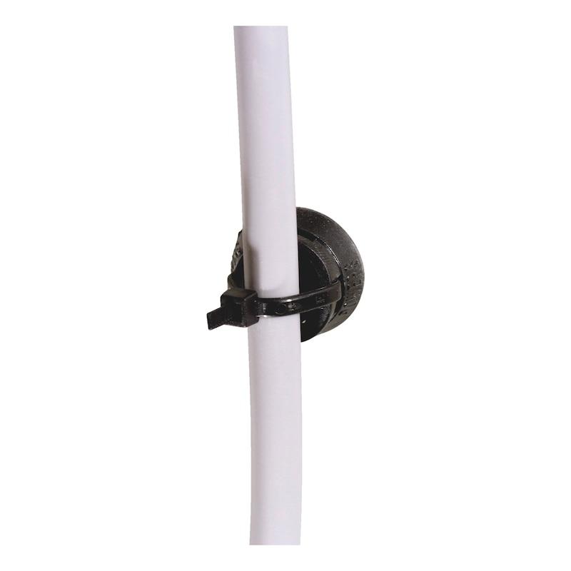 Kabelkanalbefestiger W-KKB PLUS - ZB-BEFESTIGER-(DIGA CS1)-KABELKANAELE