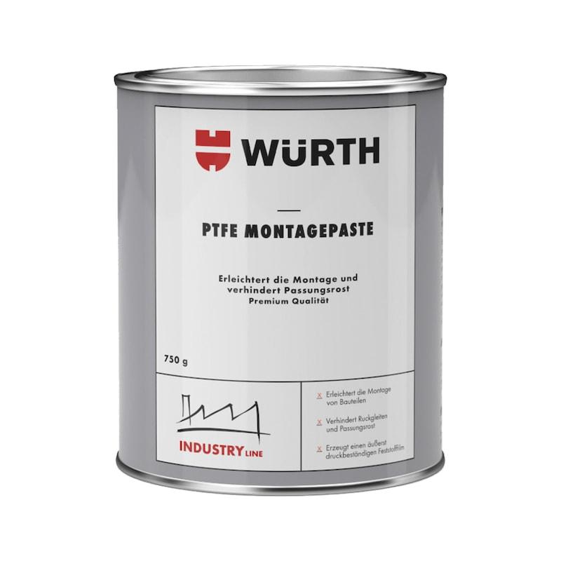 Montagepaste PTFE Industrie Line - PTFE-MONTAGEPASTE-750GR