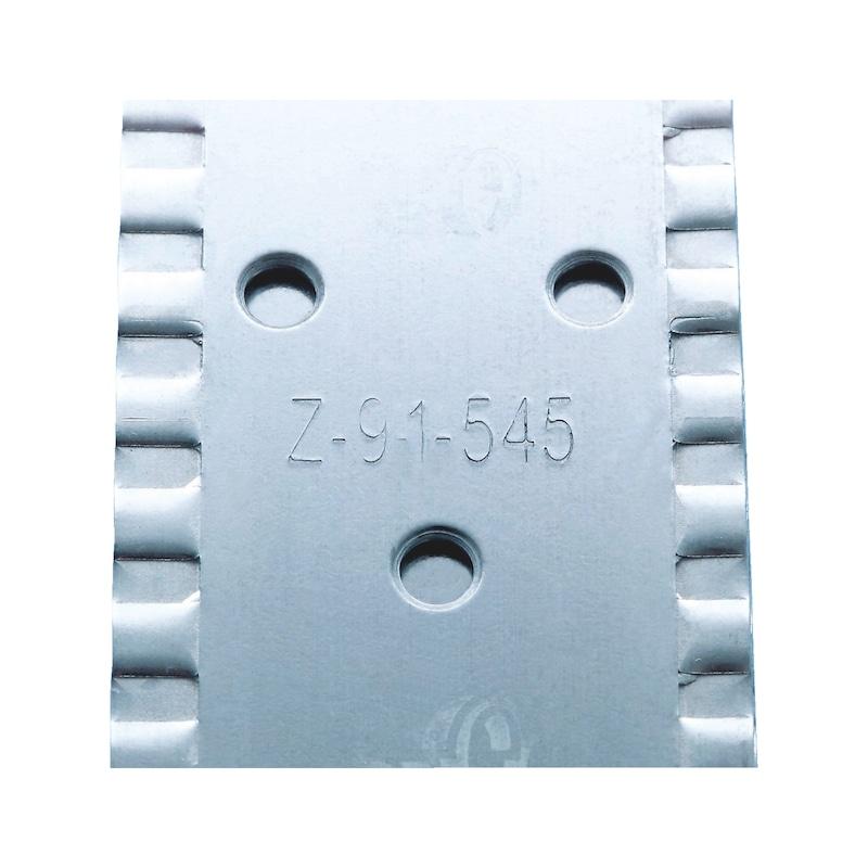 Windrispenband WZ - WINDRSPBA-EN14545-(Z275)-60X1,5MMX50M