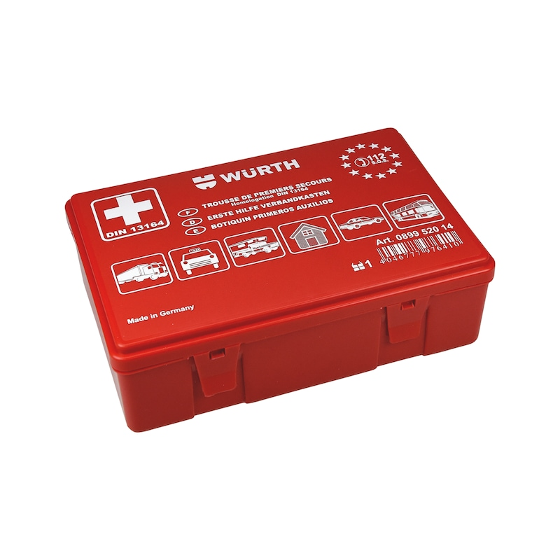 Trousse de premiers secours Spécial véhicule - 1