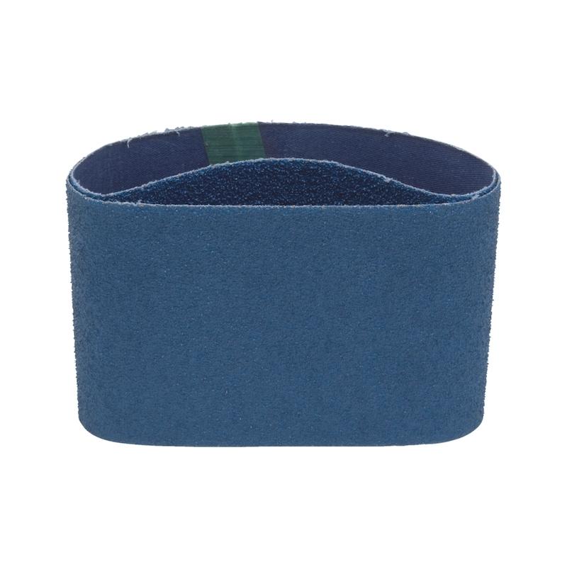 Gewebeschleifhülse Keramikkorn - SHLFHUE-GEWEBE-KK-K40-90X100MM