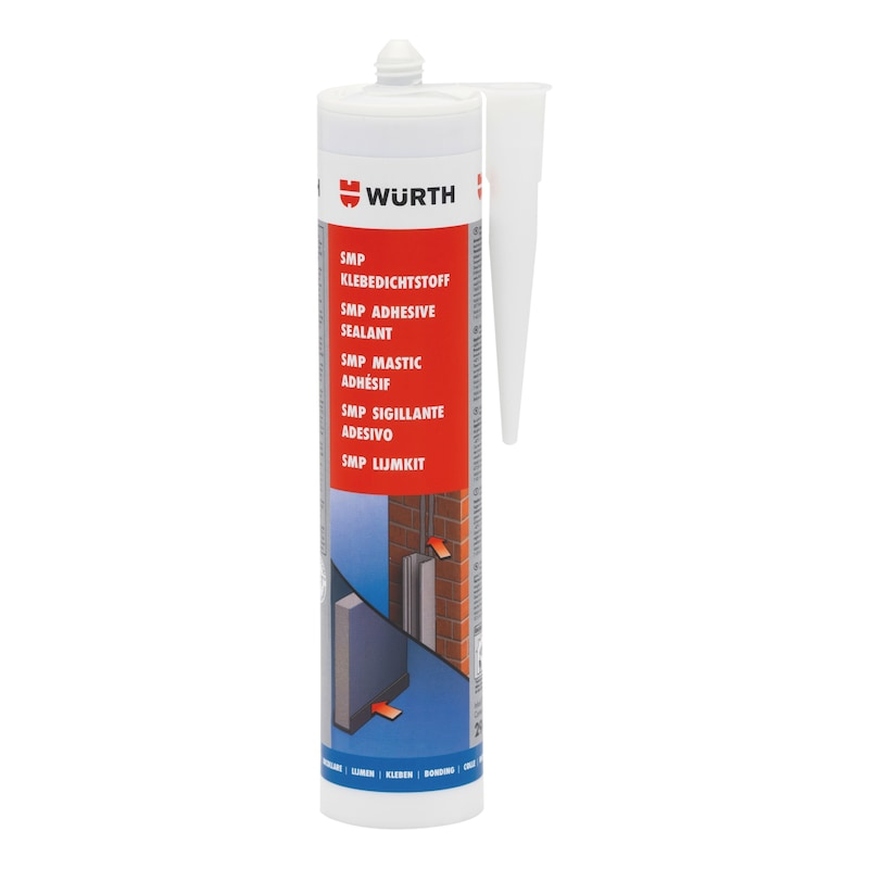 SMP adhesive sealant - STRUCADH-SMP-GREY-290ML