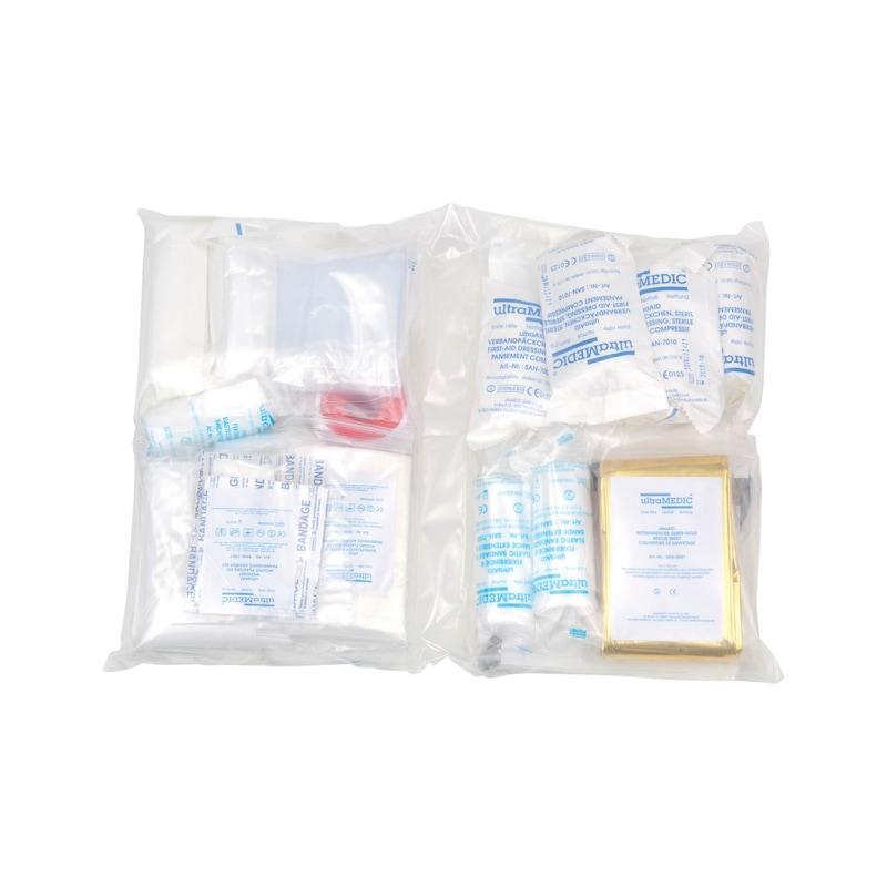Nachfüllpackung für Verbandskasten - NAHFUELLSET-(F.08995206)