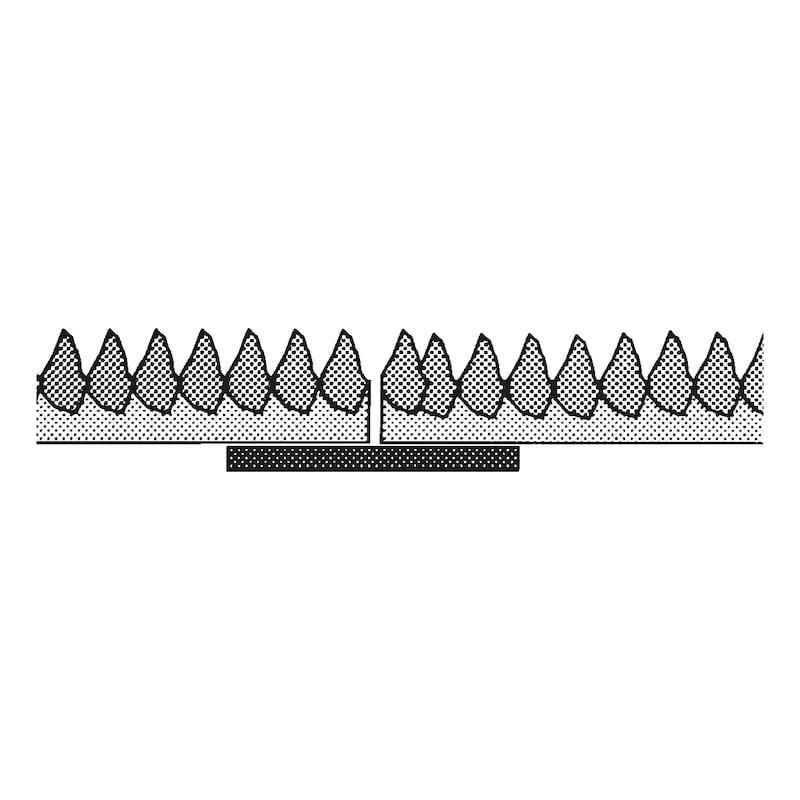 Gewebeschleifband KGX - SHLFBA-GWB-P40-75X533MM