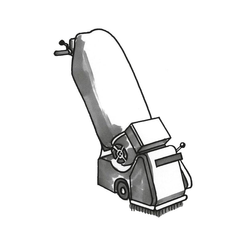 Gewebeschleifband Parkett KGX - 3
