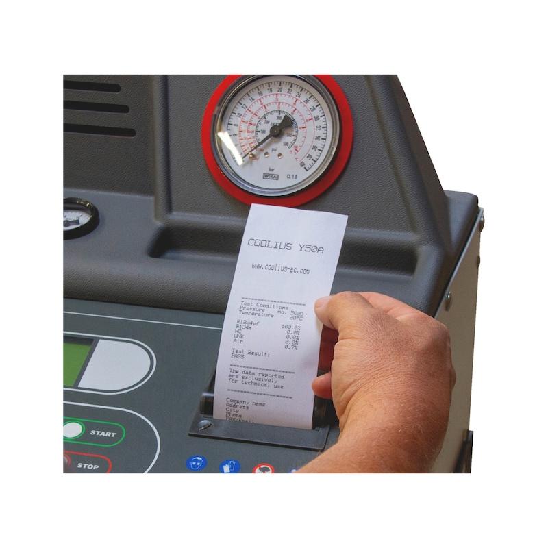 Klimaservicegerät NFZ COOLIUS<SUP>® </SUP>Y50A - 4