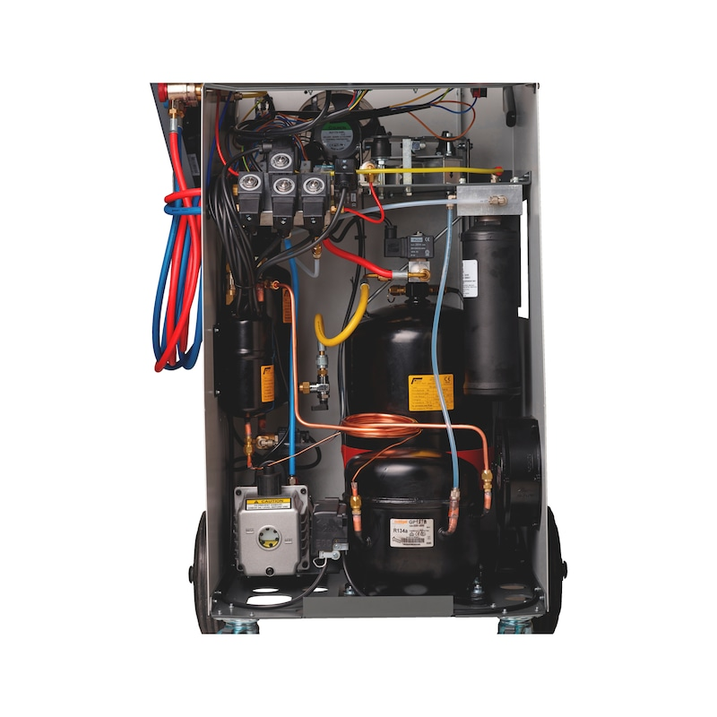 Klimaservicegerät NFZ COOLIUS<SUP>® </SUP>Y10 - 6