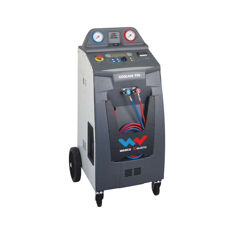 Klimaservicegerät NFZ COOLIUS<SUP>® </SUP>Y50 - 1
