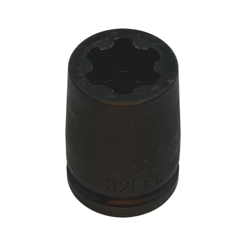 3/4 Zoll Kraft-Steckschlüssel Tx Plus EPL 32