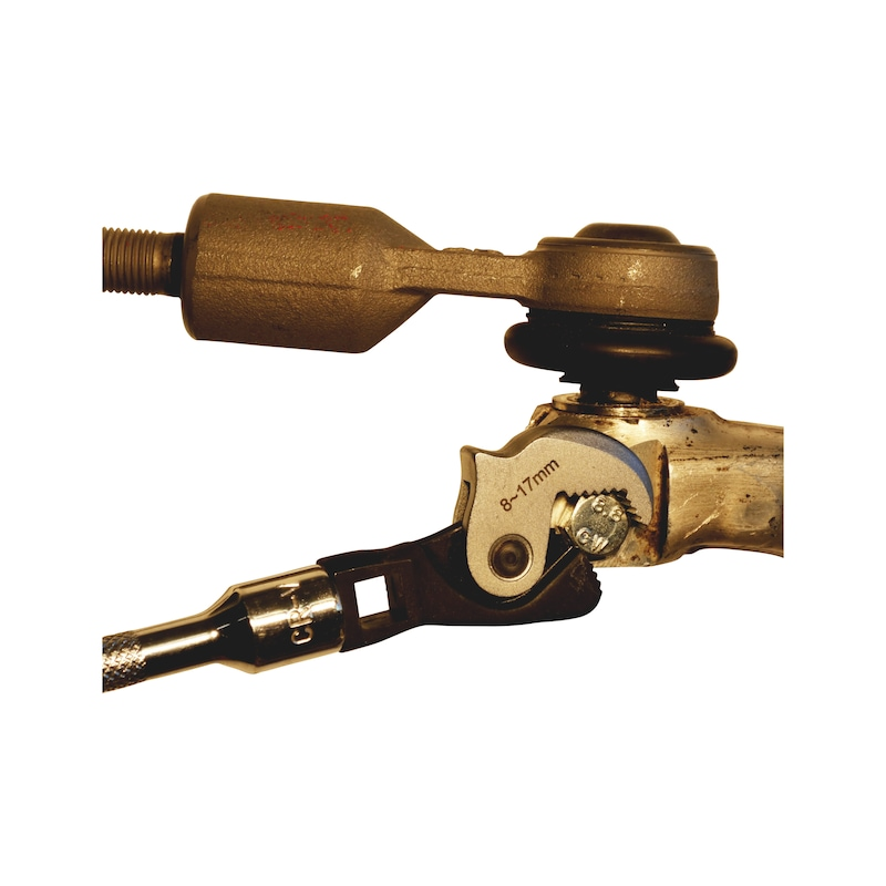 Universal crow wrench set 2 pcs - 6