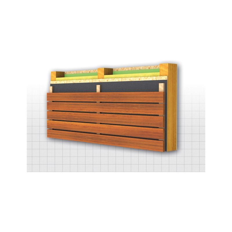 Membrane de façade WÜTOP<SUP>® </SUP>Thermo Façade - 3