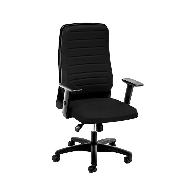 Bürodrehstuhl Comfort I mit hoher Polster-Rückenlehne - 1
