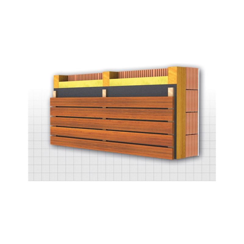 Membrane de façade WÜTOP<SUP>® </SUP>Thermo Façade - 2