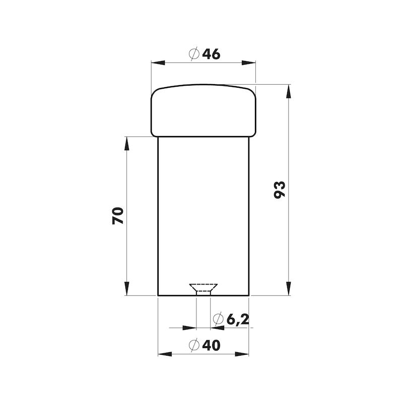 Türstopper Typ K - 2