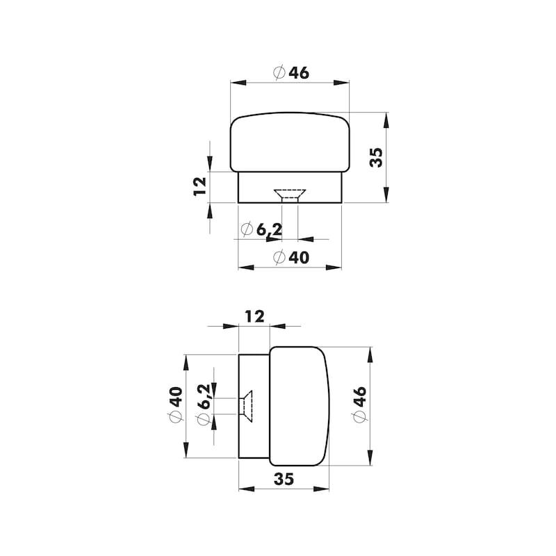 Türstopper  Typ I - 2