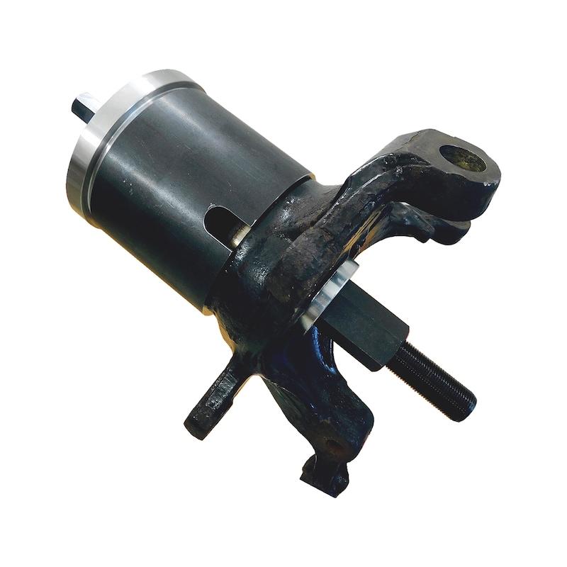 Wheel bearing tool kit XXL for large passenger cars to vans - 5