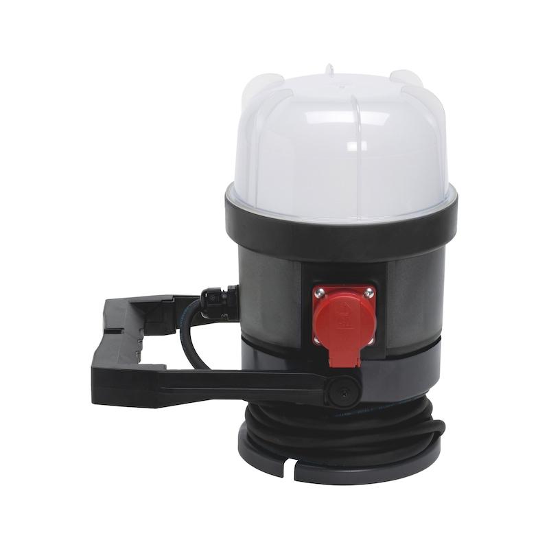 Tragebügel inklusive Kabelaufwicklung Für LED-Arbeitsleuchte 360° 2.800 Lumen - 2