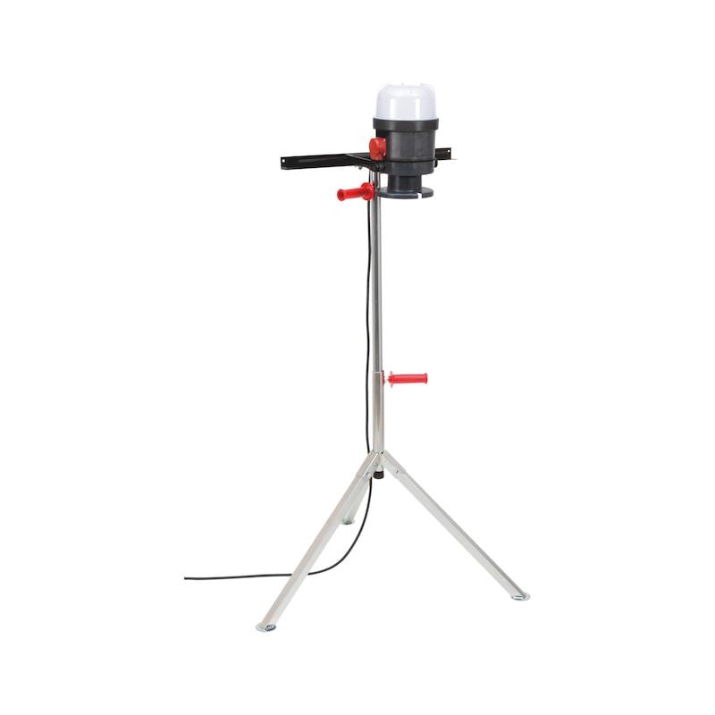 Tragebügel inklusive Kabelaufwicklung Für LED-Arbeitsleuchte 360° 2.800 Lumen - 3