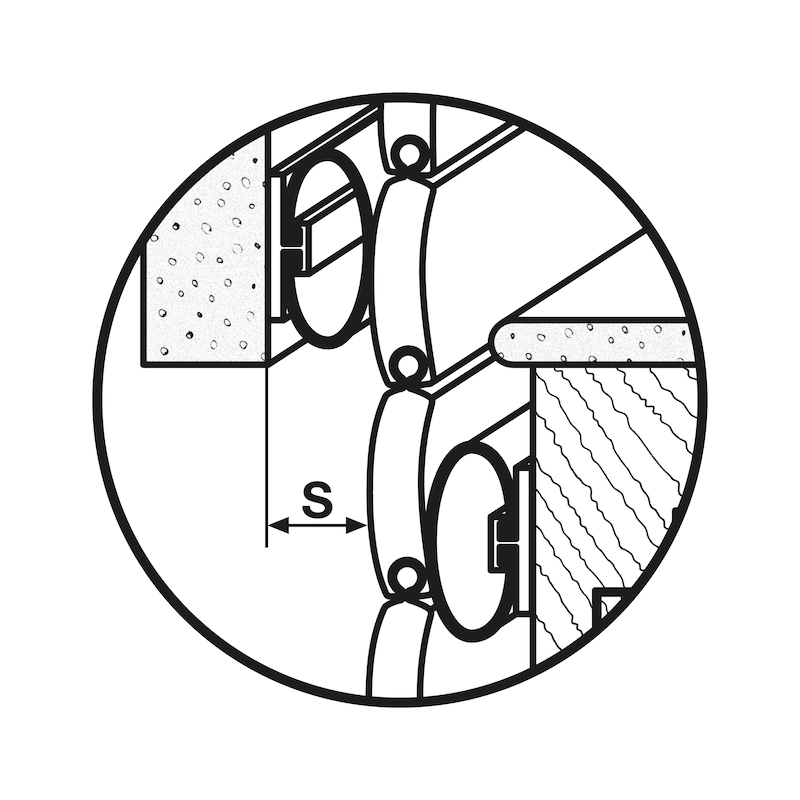 Rollladenabdichtungs-System RD - 4
