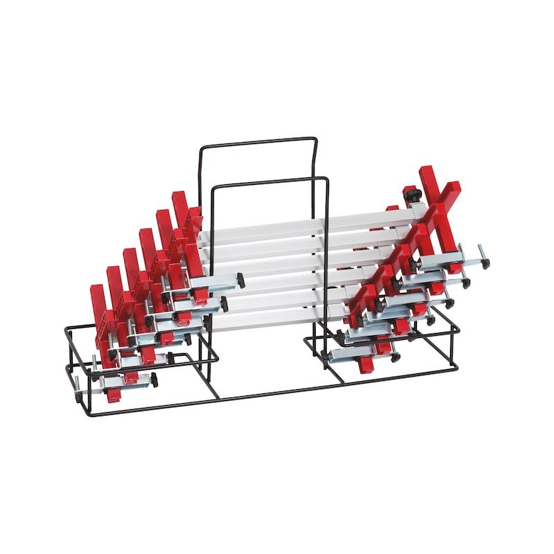 Door frame clamp rack - DRFRMCLMP-TU-(545-1010MM)-BARROW-6PCS
