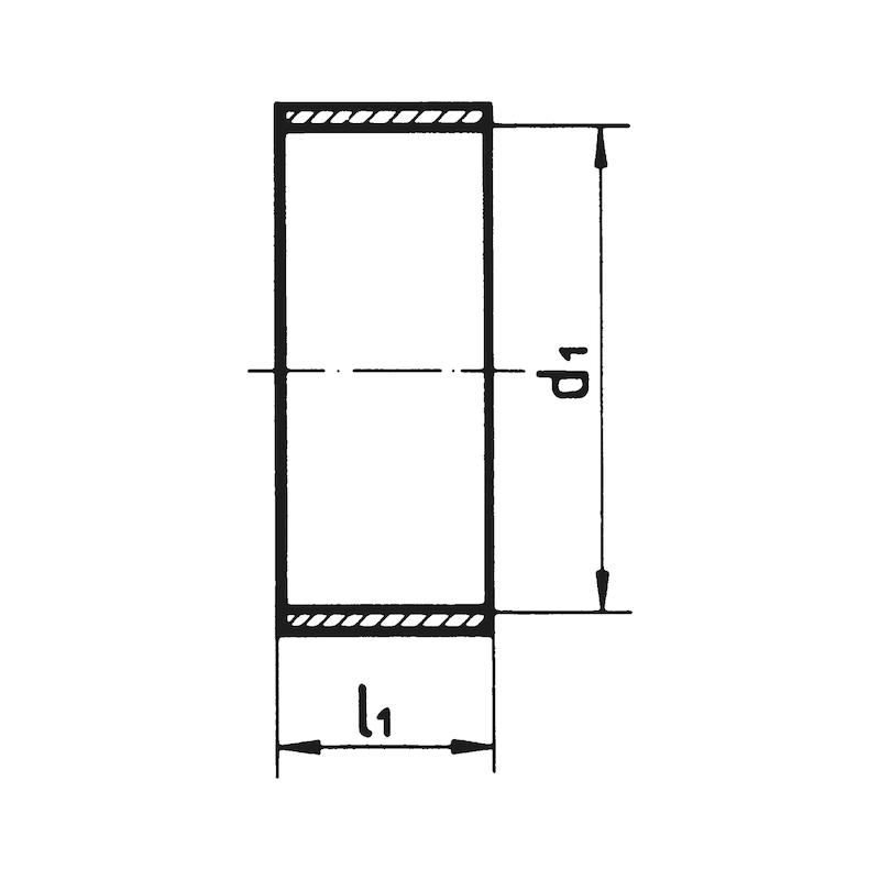 Schleifband - SHLFBA-LEIN-K150-60X30MM