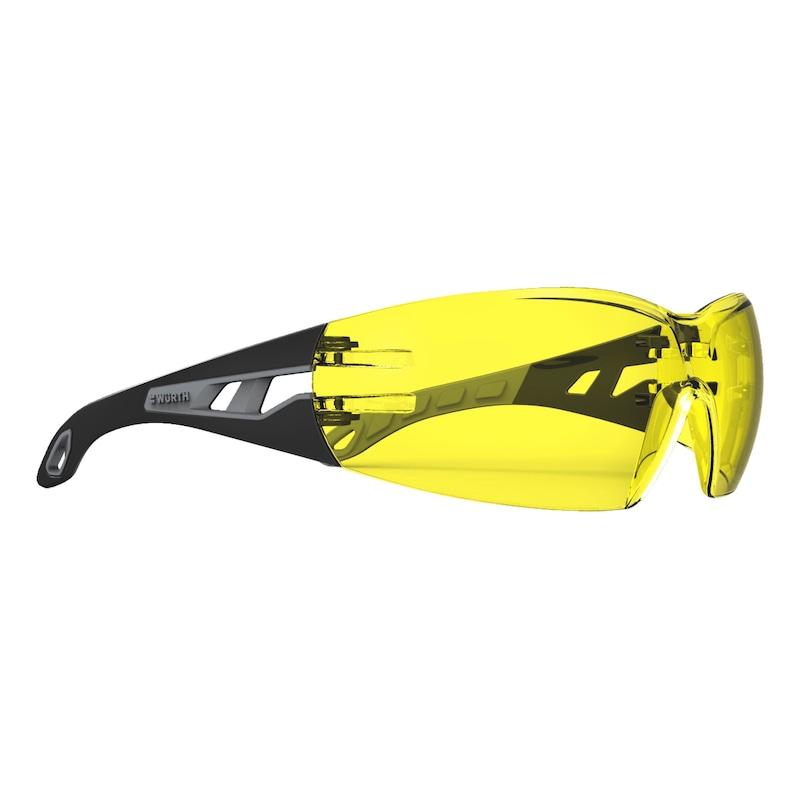 Schutzbrille Cetus<SUP>®</SUP> - BGLBRIL-EN166/170-CETUS-AMBER