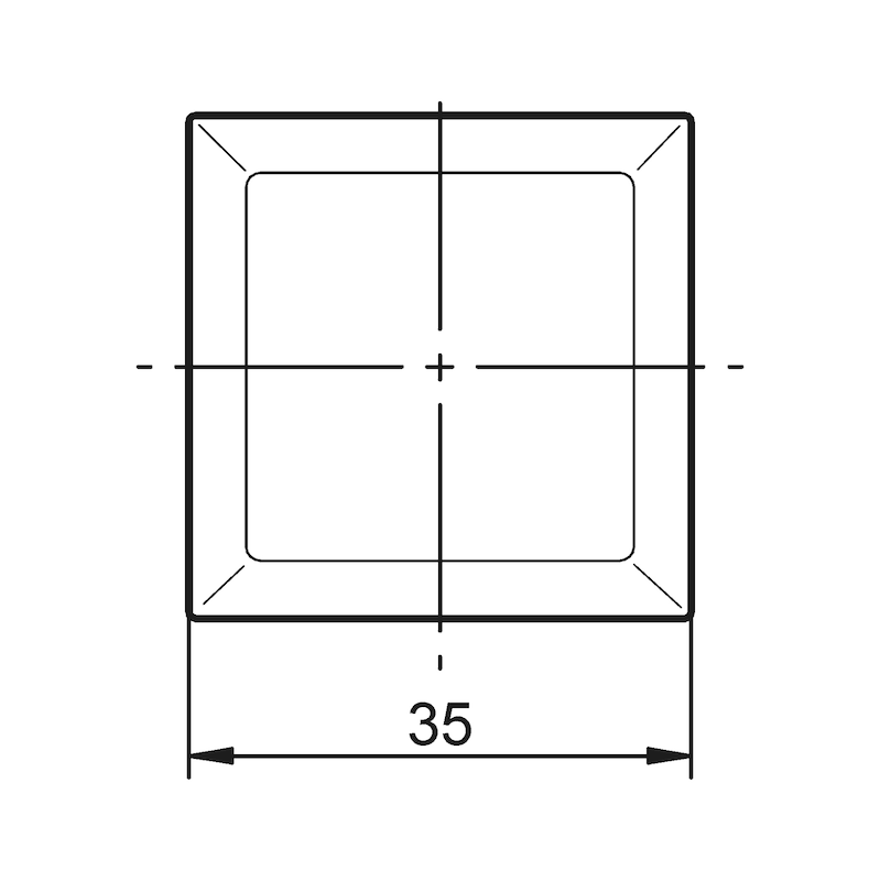 Möbelknopf MK-ZD 1 - 3