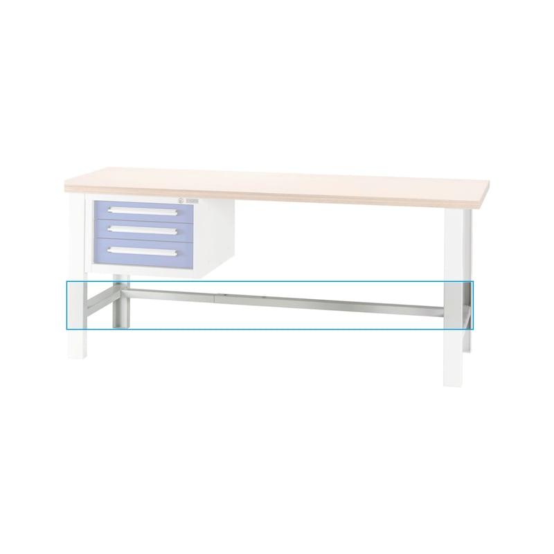 Querverbinder, verstellbar für Werkbank/Werktisch BASIC