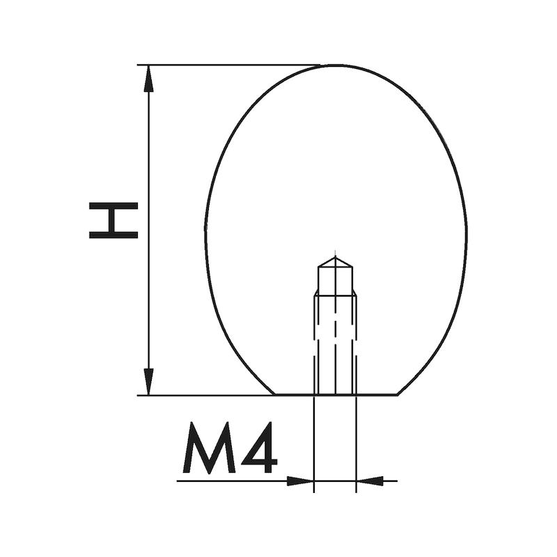 Möbelknopf MK-ZD 7 - 2