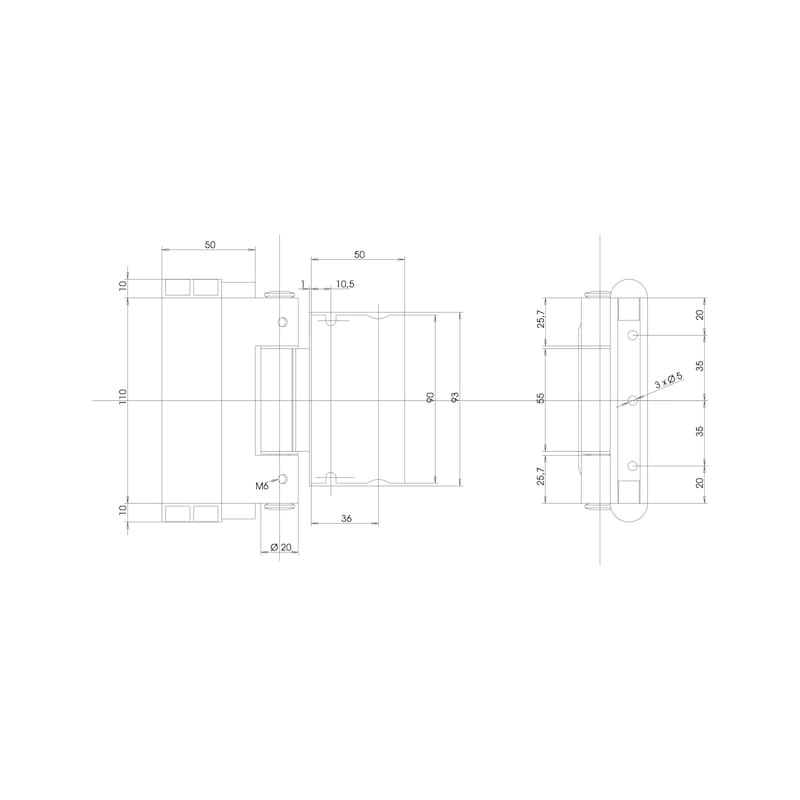 3-D Band  Insert - 10