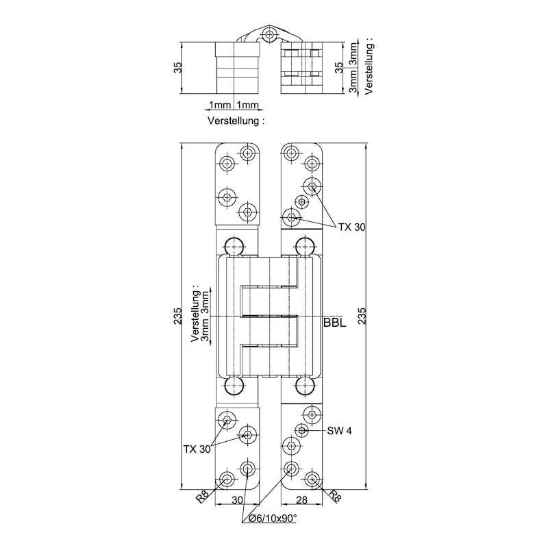 Türband VLB 200 3-D - 2