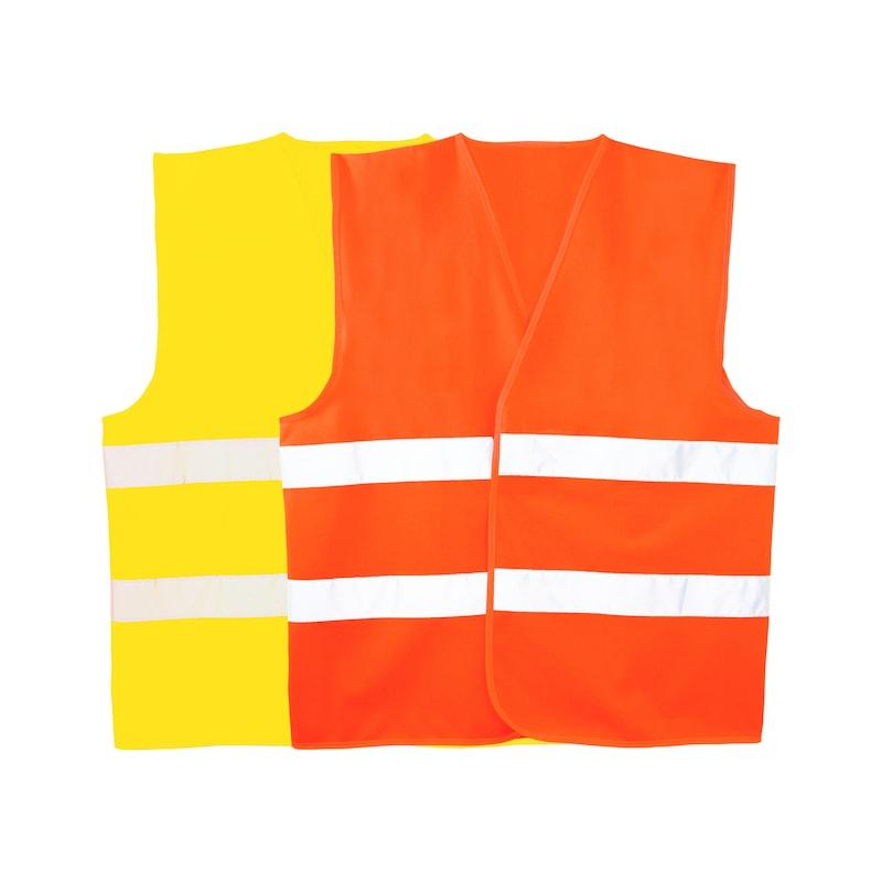 Gilet haute visibilité  Soyez visible en toute sécurité !