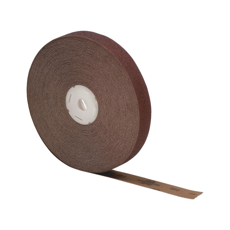 Dokuma tabanlı zımpara rulosu, metal - RULO ZIMPARA, 50MX100, P60