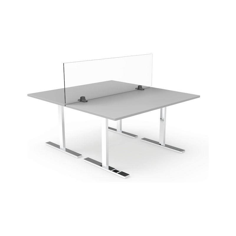 Tischklemme für Doppeltisch - 5