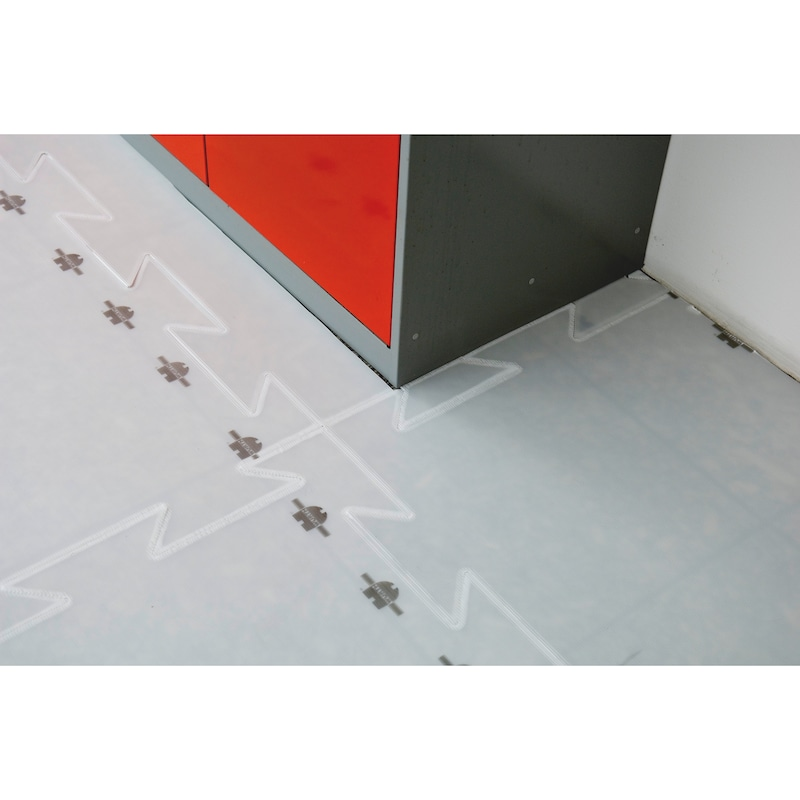Pannello di protezione per pavimento - 3