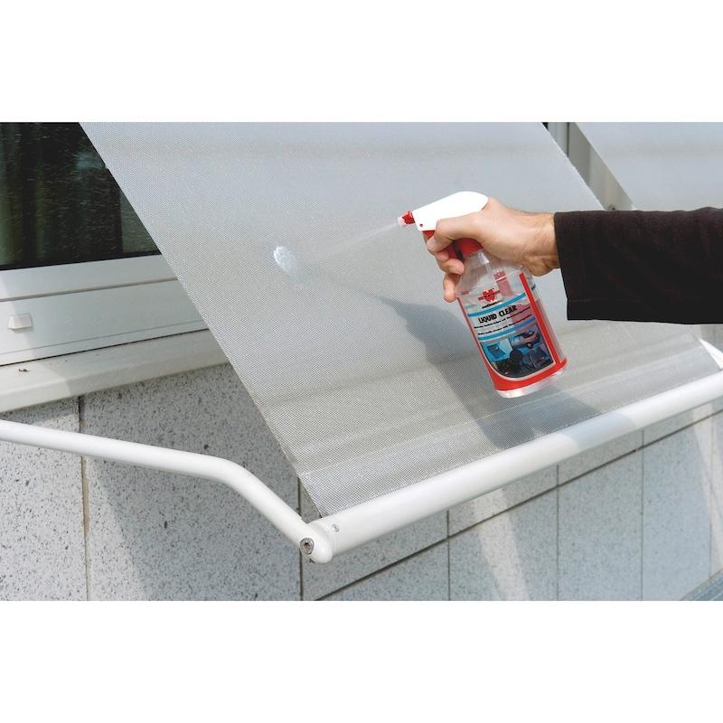 ファブリッククリーナー Liquid Clear - LIQUID CLEAR ナノ撥水コーティング剤 500ML