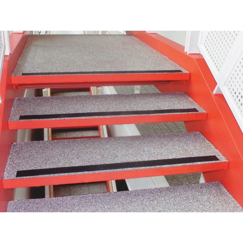 Kaymaz yapışkan bant, PVC - KAYMAZ BANT 50MMX18M KIRMIZI
