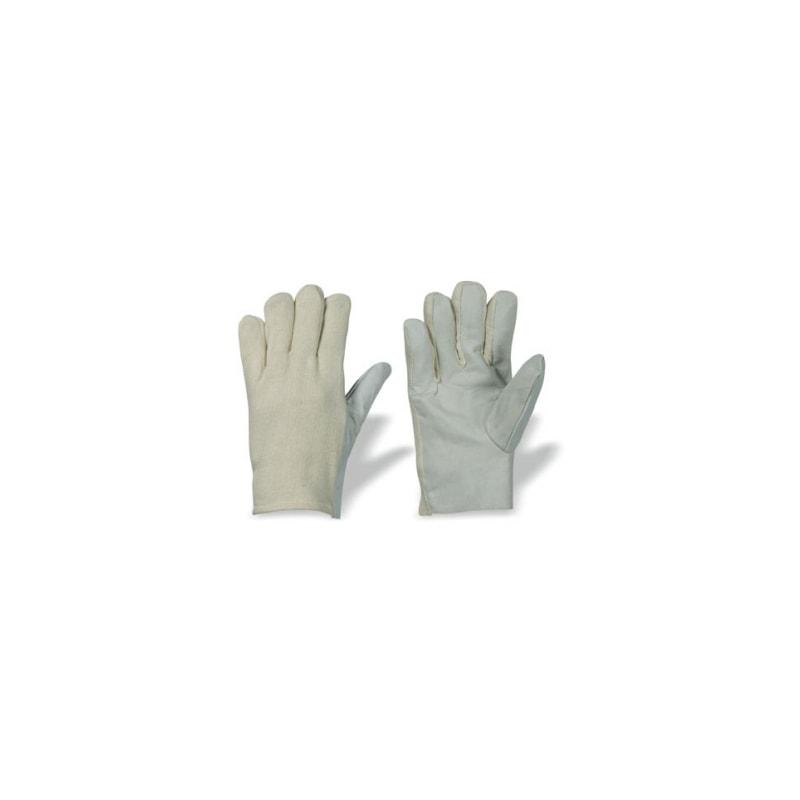 Schutzhandschuh Leder