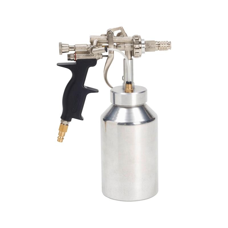 カップ付きエアースプレーガン HRS 2 - 高圧噴射ガン