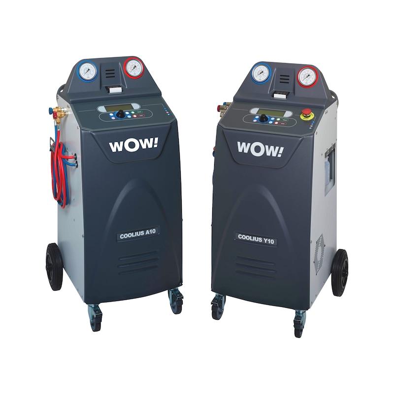Klimaservicegerät KFZ COOLIUS<SUP>® </SUP>A10 und COOLIUS<SUP>® </SUP>Y10  Doppelpack-Set  - 1
