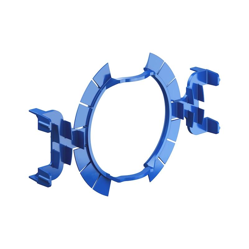Klemmfix<SUP>®</SUP> für UP-Geräte-/-Geräte-Verbindungsdose - ZB-KLEMMFIX-UP-SCHALTERDOSE