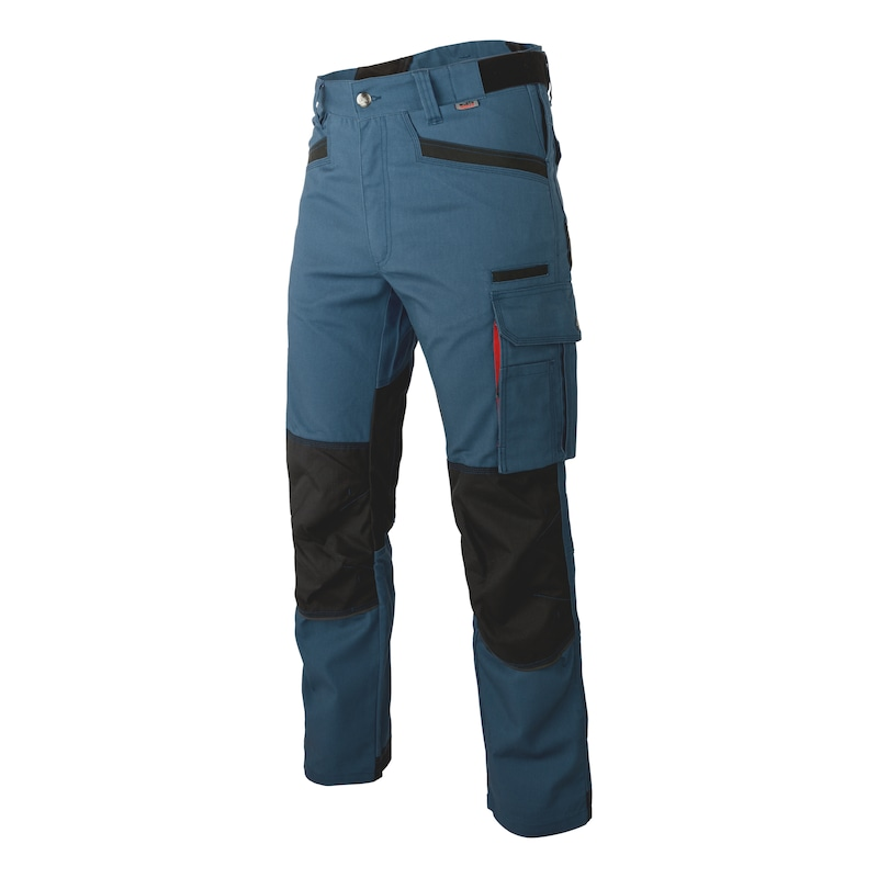 Nature trousers - WORK TROUSER NATURE BLUE 102