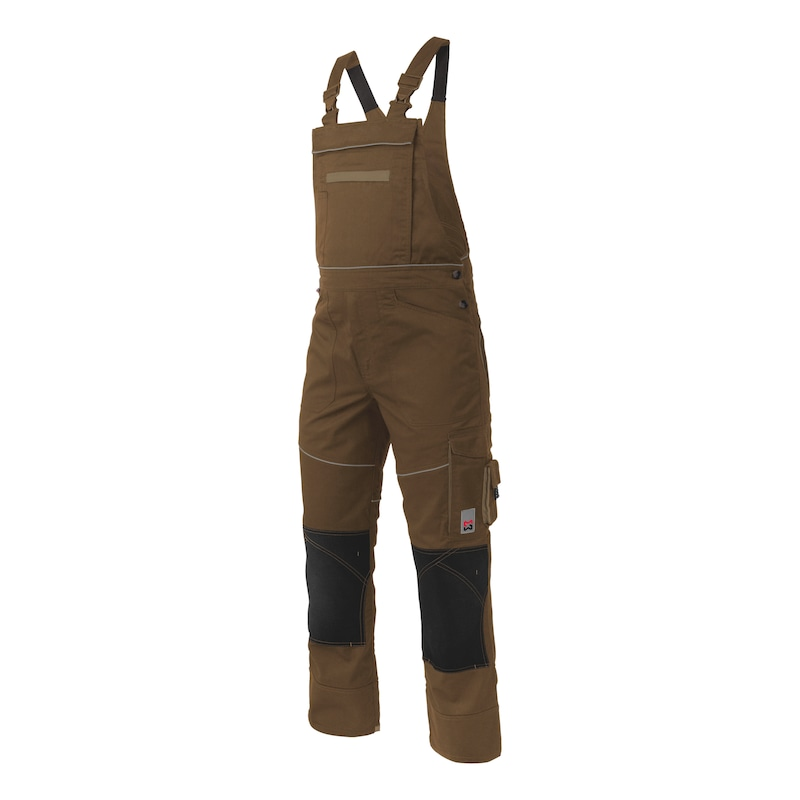 Starline Plus Arbeitslatzhose - LATZHOSE STARLINE PLUS OLIV 27